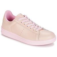 Schoenen Dames Lage sneakers Yurban EZIME Roze