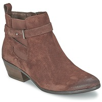 Schoenen Dames Laarzen Sam Edelman PACIFIC Brown
