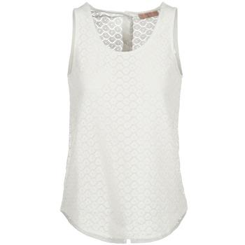 Textiel Dames Tops / Blousjes Moony Mood IGUOHIAVINE Wit