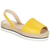 Schoenen Dames Sandalen / Open schoenen Anaki TEQUILAI Python / Zilver