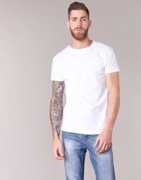 Textiel Heren T-shirts korte mouwen BOTD ESTOILA Wit