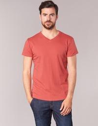 Textiel Heren T-shirts korte mouwen BOTD ECALORA Rood