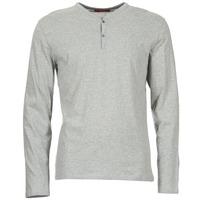 Textiel Heren T-shirts met lange mouwen BOTD ETUNAMA Grijs / Chiné