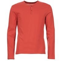 Textiel Heren T-shirts met lange mouwen BOTD ETUNAMA Rood