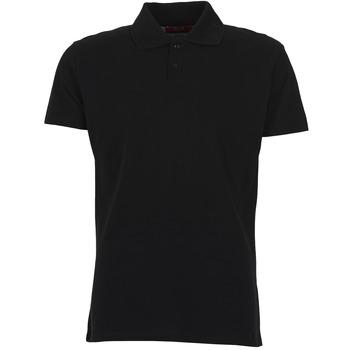 Textiel Heren Polo's korte mouwen BOTD EPOLARO Zwart