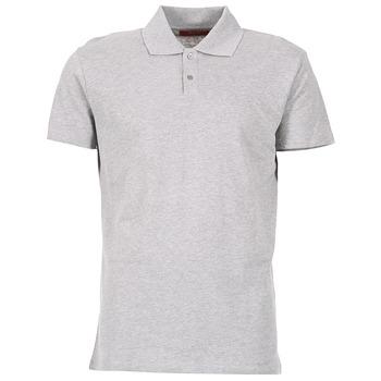 Textiel Heren Polo's korte mouwen BOTD EPOLARO Grijs / Chiné
