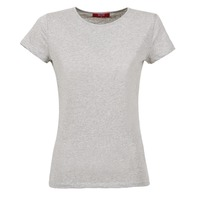 Textiel Dames T-shirts korte mouwen BOTD EQUATILA Grijs / Chiné