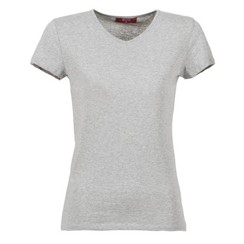 Textiel Dames T-shirts korte mouwen BOTD EFLOMU Grijs / Chiné