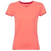Textiel Dames T-shirts korte mouwen BOTD EFLOMU Orange