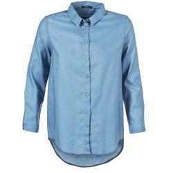 Textiel Dames Overhemden School Rag CHELSY Blauw