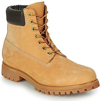 Schoenen Heren Laarzen Timberland PREMIUM BOOT 6'' Brown