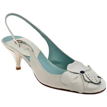Schoenen Dames pumps David  Beige