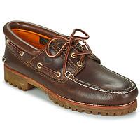 Schoenen Heren Bootschoenen Timberland 3 EYE CLASSIC LUG Brown