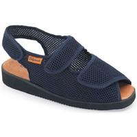 Schoenen Dames Sandalen / Open schoenen Calzamedi DOMESTICO POSTOPERATORIO AZUL