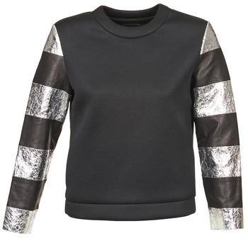 Textiel Dames Sweaters / Sweatshirts American Retro DOROTHY Zwart / Zilver