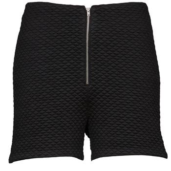Textiel Dames Korte broeken / Bermuda's American Retro JOSEPH S Zwart
