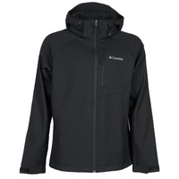 Textiel Heren Wind jackets Columbia CASCADE RIDGE II SOFTSHELL Zwart