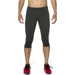 Textiel Heren Leggings Asics Lite-Show Kneetight Zwart