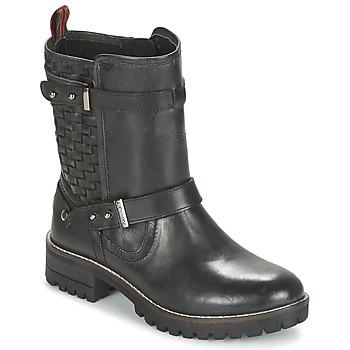 Schoenen Dames Laarzen Pepe jeans HELEN Zwart