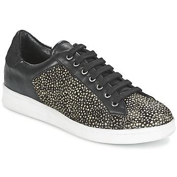 Schoenen Dames Lage sneakers Maruti NOVA Zwart / Wit