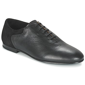 Schoenen Heren Derby Paul & Joe TWINK Zwart