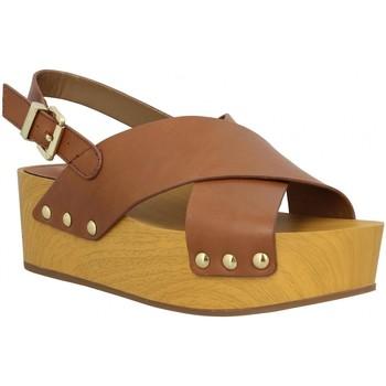Schoenen Dames Sandalen / Open schoenen Sam Edelman 82011 Brown