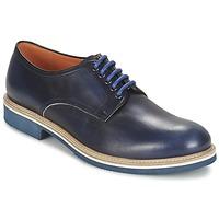 Schoenen Heren Derby J Wilton  Blauw