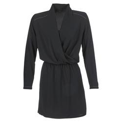 Textiel Dames Korte jurken Best Mountain CABUCEO Zwart