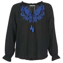 Textiel Dames Tops / Blousjes Betty London ESIBELLE Zwart