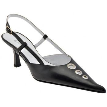 Schoenen Dames Sandalen / Open schoenen Bocci 1926  Zwart