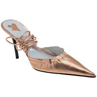 Schoenen Dames Sandalen / Open schoenen Bocci 1926  Orange