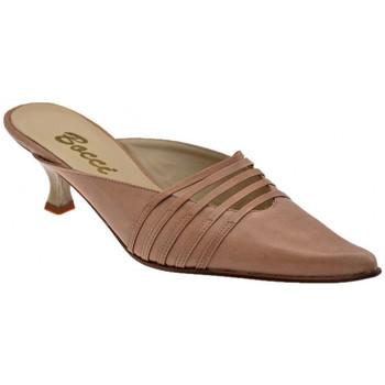 Schoenen Dames Klompen Bocci 1926  Brown