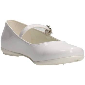 Schoenen Meisjes Ballerina's Le Petit Bijou 0000100 White