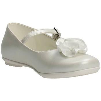 Schoenen Meisjes Ballerina's Le Petit Bijou 0000400 White