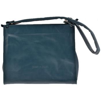 Tassen Dames Handtassen lang hengsel Janet&Janet  Blauw