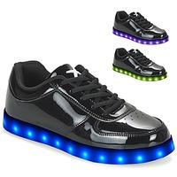 Schoenen Dames Lage sneakers Wize & Ope POP Zwart