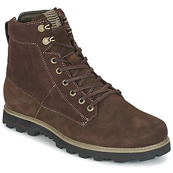 Schoenen Heren Laarzen Volcom SMITHINGTON BOOT Brown