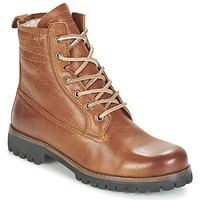 Schoenen Dames Laarzen Blackstone MAZINE Brown