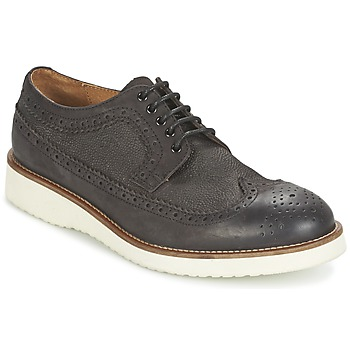 Schoenen Heren Derby Selected SHHRUD BROGUE SHOE Grijs