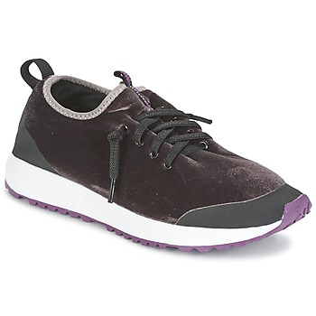 Schoenen Dames Lage sneakers Coolway TAHALIFIT Taupe