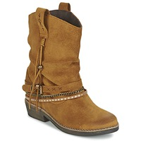 Schoenen Dames Laarzen Coolway BIRK Brown