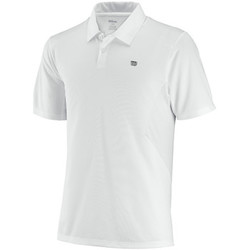 Textiel Heren Polo's korte mouwen Wilson Great Get Polo Wit