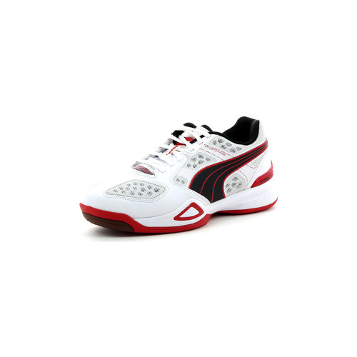 Schoenen Heren Indoor Puma AGILIO Wit