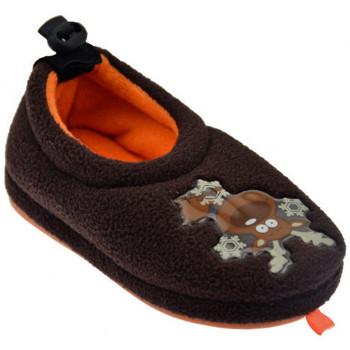Schoenen Kinderen Sloffen De Fonseca  Brown