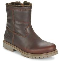 Schoenen Heren Laarzen Panama Jack FEDRO Brown