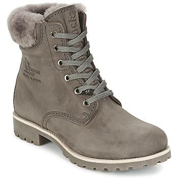 Schoenen Dames Laarzen Panama Jack PANAMA Grijs
