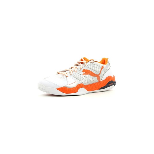 Schoenen Heren Indoor Puma Vindicate 1 2 Wit
