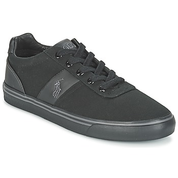 Schoenen Heren Lage sneakers Polo Ralph Lauren HANFORD-NE Zwart