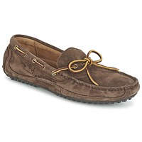 Schoenen Heren Mocassins Ralph Lauren WYNDINGS Brown