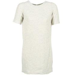 Textiel Dames Korte jurken Loreak Mendian HAMABI Ecru